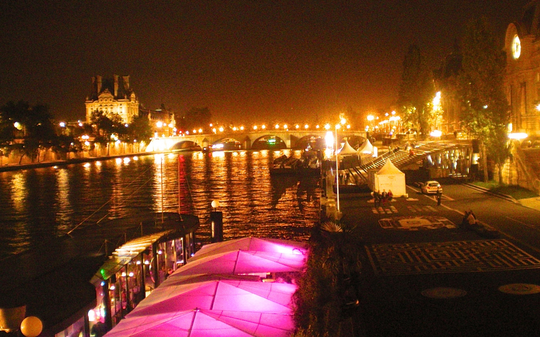 Pont Royal Nacht
