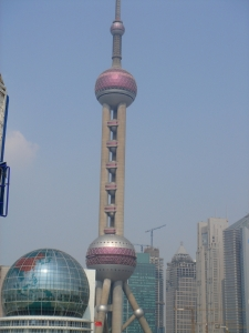 7. Platz - Pudong Shanghai // China