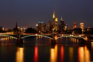 1. Platz - Frankfurt by Night