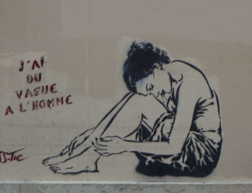 Street Art Tour durch Paris